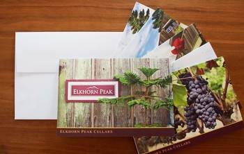 Elkhorn Peak Note Cards + Envelopes