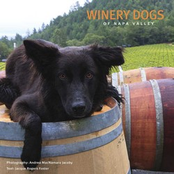 Winery Dogs of Napa Valley - Book